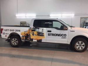 Fleet Graphics For Strongco